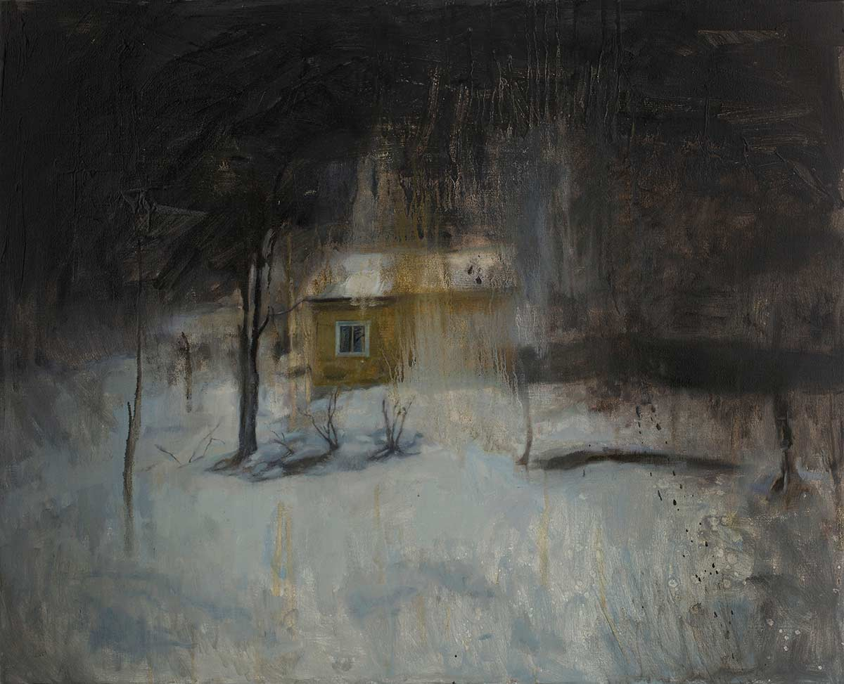 House-of-dreams,-73x90-cm,-oil-on-canvas,-2015(HOVEDBILDE-PAINTINGS)